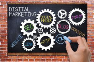 Digital marketing strategies for daycares.